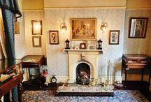 221B Baker Street, London - Sherlock Homes Museum.