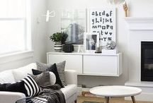 :: Petit Domain :: / Design ideas for spaces that are small. / by Christine {The Plumed Nest}