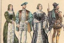Vestuario de caballero siglo XVI.