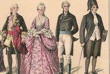 Vestuario de caballero siglo XVIII