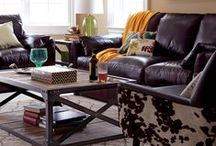 2014 Fall Trends / Home design trends inspired by the hottest looks from the fashion runway. Stay tuned, we'll be adding a new fall trend every Friday! / by American Signature Furniture