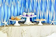 Under the Sea Party / Alex's 4th Birthday