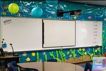 Back to School / Back to School means time to get organized, set up bulletin boards, and get your head in the game.