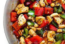 Recipes - Asian / by Jessica Rivera
