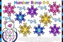 Math: Games / Math should be fun. Bump Games. Dice Games. Card Games.