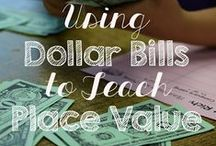 Math: Place Value / Place Value | Ones | Tens | Hundreds | Expanded Form | Standard Form | Writing Numbers