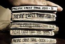 >> j o u r n a l << / Bullet journals and Traveler's Notebooks