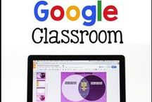 Google / Digital / Paperless Classroom / Are you looking to use less paper and more digital resources? Me too! Google Drive | Google Docs | Google Slides | Google Forms | Google Sheets | Chromebooks | iPads | 1:1 Classroom | Paperless Classroom | Google Classroom