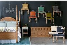 Magnolia Home: Boho / From the mind of Joanna Gaines... Is a seamless blend of eclectic and vintage styles, with Victorian Bistro and Mid-Century Modern elements. It's fun and playful; because the eclectic feel allows you to throw the design rules right out the window. Boho is an unexpected play on texture, color, and shape. / by American Signature Furniture