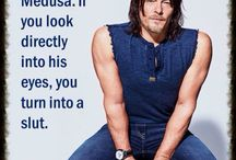 TWD Characters and Actors