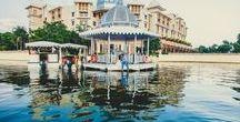 Most Popular Indian Wedding Destinations / Best #Destinations in #India for celebrating your #BigDay #Wedding
