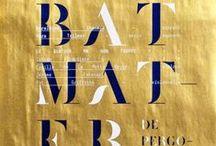Typography / by Sheila Buchanan Designs