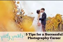 Photography Business Tips / Welcome to Pretty Presets.  Featured in Professional Photographer Magazine, Rangefinder, StoreYa Facebook Page of the Week, creativeLIVE and most recently voted the #1 Family Photography Bloggers of 2013 from Skinny Scoop. Find all the presets we offer to save you time while editing in Lightroom here www.lightroompresets.com