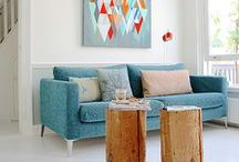 Home Design / Furnishings / Home decor ideas and inspiration.