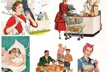 50's Style / by Kylie Cornish