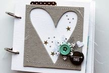 Magnificent Mini Albums  / Memories are kept in gorgeous albums. / by Kylie Cornish