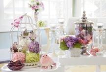 Déco romantique / Romantic decoration