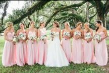 Bridesmaids Style / Style inspiration for brides' favorite ladies - Bridesmaids!