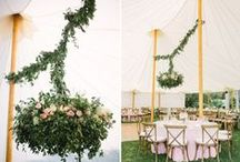 Wedding Flowers & Details / Wedding floral design and decor inspiration for wedding receptions