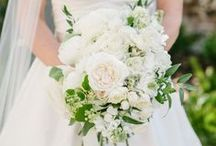 Bridal Bouquets / Bridal bouquet and floral design inspiration for brides-to-be