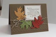 Thanksgiving Stampin Up / by Penny Graves