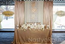 Beauty of Entertaining / Backdrops, Garlands & Hanging Decor