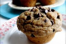 Muffins, cupcakes, bars and treats