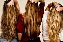 Hair ❤ / All wonderful things about and for your hair! / by Sara Cramer
