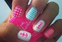 Nifty Nails  / All about nails!  / by Sara Cramer