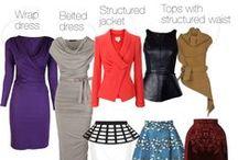 Styling: Rectangle Body Shape
