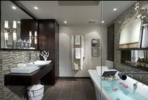 Home Sweet Home - Bathrooms  / All things if love to have in my future bathrooms (one day).  / by Sara Cramer