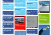 Social Media: Curation / Tipps & Tricks, um Inhalte aus Social-Media-Plattformen zu bündeln und kuratieren / by Kristine Honig-Bock