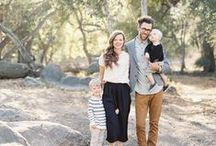 Family Poses and Posing Ideas