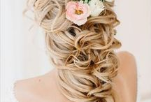 HAIR-styles / Beautiful hair styles for elopement weddings & engagements