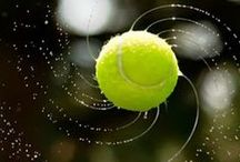 Tennis / People and places