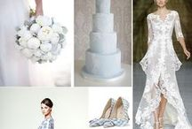 Wedding: Gingham and Lace