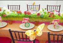 Kiddie Tables