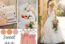 Wedding: Sweet as a Georgia Peach