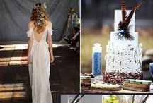 Wedding: Fun, Feathers, and Forever