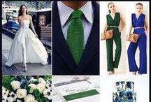 Wedding: Preppy with a Twist