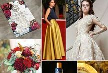 Disney Wedding: Beauty and the Beast / Disney Fairy Tale Weddings. Beauty and the Beast Inspired Wedding