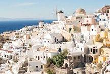 SANTORINI-inspiration / inspiration for destination elopements & intimate weddings in Santorini Greece