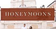 HONEYMOONS / Fun and romantic Honeymoons around the World.