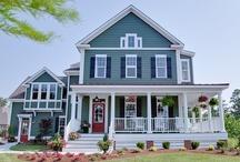 Dream Home Ideas / by Stephanie Ross
