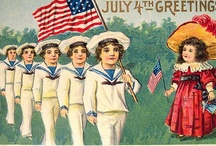 Memorial Day, 4th of July / by Janet Young Lei