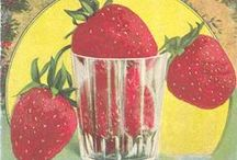 Strawberries / by Janet Young Lei
