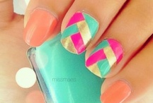 Nail Inspiration / by Stephanie Ross