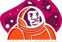 Astronauts / by Imani Lateef