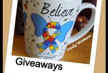 Giveaways / by DailyWoman