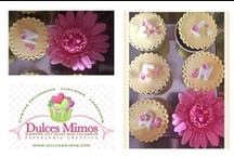 Cupcakes  / by Dulces Mimos